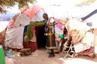 La pandemia aboca a los desplazados a la