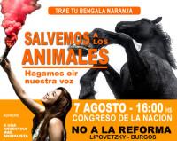 El animalismo argentino en pie de guerra