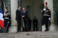 La política económica centra el encuentro entre Rajoy y Hollande