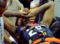 Grave lesión de Paul George que se despide del Mundial
