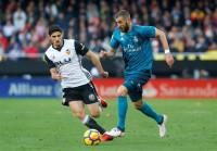 El Valencia busca afianzar ante el Madrid su candidatura a la cuarta plaza
