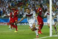 Ghana deja en suspense el pase a octavos de Alemania