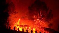 Los incendios forestales sin precedentes dejan tres muertos en California