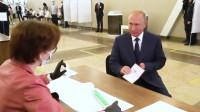 "Rusia aprueba referéndum ""fraudulento"" que permite a Vladimir Putin permanecer en el poder"