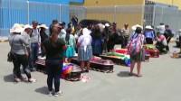 Militares bolivianos masacran a 9 personas en una marcha indígena de partidarios de Morales