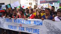 Cuatro millones de personas salen a las calles durante la huelga mundial por el clima