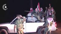 Soldados sirios se concentran en la frontera turca tras acuerdo con los kurdos