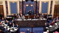 Senado de Estados Unidos aprueba normas para el juicio político de Trump
