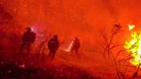 Incendios forestales y calor sin precedentes abrasan California