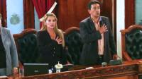 Senadora de derecha se declara presidenta de Bolivia