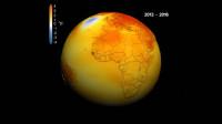 Investigadores del clima advierten de un posible aumento de 7 grados para el año 2100