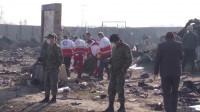 Protestas en Irán después de que el Ejército admitiera que derribó el avión estrellado en Teherán