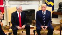 """Trump presenta su """"Plan de paz en Medio Oriente"""" al tiempo que Netanyahu es acusado de corrupción"""