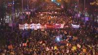 Miles de personas se manifiestan en Madrid mientras la COP25 entra en su segunda semana