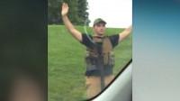 Un hombre con armas y chaleco antibalas desata el pánico en un Walmart de Missouri