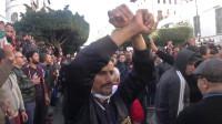 Manifestaciones arrasan Argelia para boicotear las elecciones de hoy