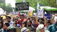 Aumenta a 18 el número de muertos en las protestas de Chile