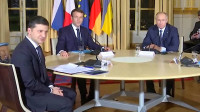 Rusia y Ucrania acuerdan un alto el fuego en el este de Ucrania