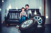 Las 3R de los neumáticos