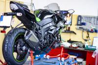 Cuándo cambiar o sustituir los neumáticos de tu moto