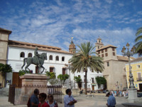 Antequera: monumental, paisajística, con buena cocina y gente cordial