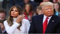 Trump critica la política exterior estadounidense