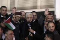 Abbas rechaza firmar un acuerdo de paz con Israel hasta que se libere a