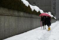 Las intensas nevadas en Japón ya se han cobrado 12 vidas