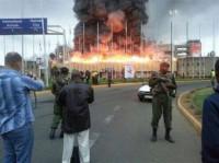 Un incendio obliga a cerrar el aeropuerto de Nairobi