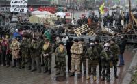 Ya son 100 los heridos en los disturbios de Kiev