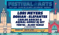 Lori Meyers se suma a la cuerta edición del Festival de les Arts