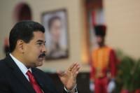 Maduro acusa a EEUU de urdir un plan para echarle del poder