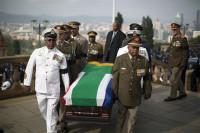 El pueblo sudafricano se despide de Mandela en Pretoria