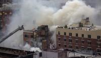 Cuatro muertos en el derrumbe de dos edificios en Manhattan