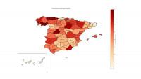 Radiografía de la conectividad:  Así nos conectamos a Internet  desde el móvil en España