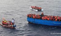 Los servicios de rescate del Mediterráneo salvan a más de 1.100 personas en las últimas 24 horas