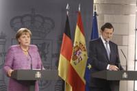 Rajoy acude a la cumbre de empleo juvenil convocada por Merkel