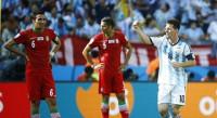 Messi y Romero evitan el ridículo de Argetina