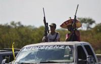 La limpieza interna de los grupos de 'autodefensa' de México