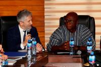 España acuerda con Ghana luchar contra el terrorismo, el crimen y la inmigración irregular
