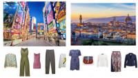 Seis estilos para los seis destinos 'it' del año