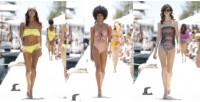Barcelona Fashion finaliza su 24a edición con una jornada dedicada a la moda de baño en Port Marina Vela