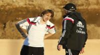 Modric vuelve a entrenarse con el grupo