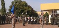 Morenés advierte a las tropas de Malí sobre el ébola