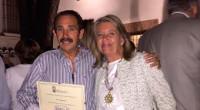 El Restaurante Altamirano, galardonado por el Ayuntamiento de Marbella