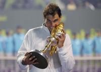 Nadal conquista Doha tras derrotar en la final a Monfils