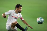 Jesús Navas levanta su tercera Europa League, el séptimo título con el Sevilla