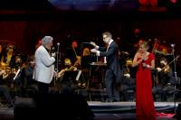 Plácido Domingo deslumbró en el Starlite Marbella Festival