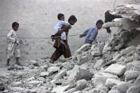 Las víctimas por el terremoto de Baluchistán suben a 256 muertos