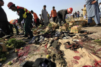 Un atentado en un centro comercial de Islamabad acaba con la vida de 23 personas